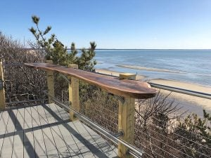 Deck Counter Top by Woca Cape Cod