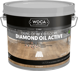 Woca Diamond Oil concrete gray, diamond oil