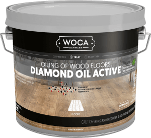 Woca Diamond Oil Active white