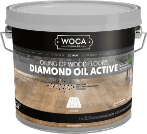 Woca Diamond Oil Smoke Brown
