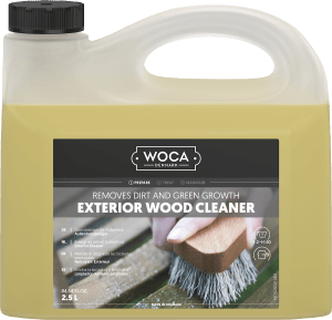 Woca Exterior Wood Cleaner