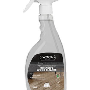 Woca intensive wood cleaner spray