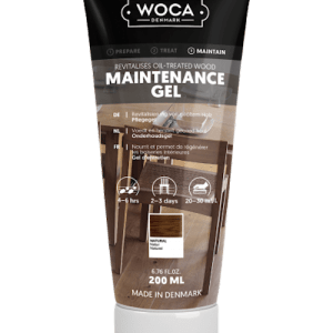 Woca Maintenance Gel in a Tube