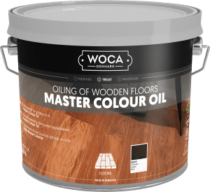 Woca Master Color Oil Black