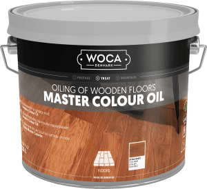 Woca Master Color Oil, Extra While Color Oil
