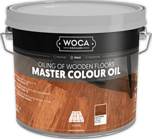 Woca Master Color oil Light Brown