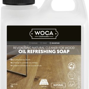 Woca Pre-Colour for Interior Wood oil refreshing soap