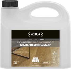 Woca Oil Refreshing Soap Natural