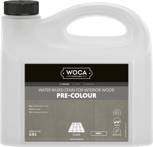 Woca Pre-Colour for Interior Wood