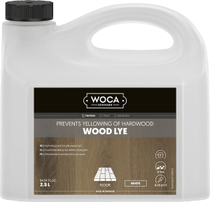 Woca Wood Lye White