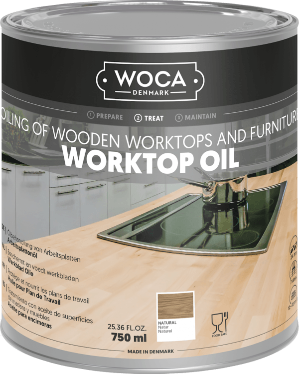 Woca Worktop Oil Active